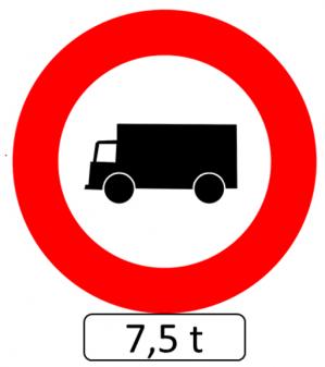 7,5 t