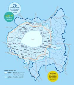 Zone à faible émissions / Paris.