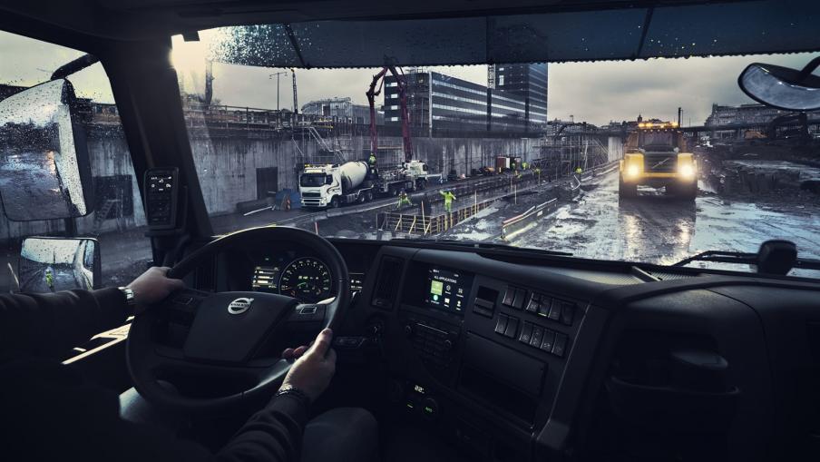 Volvo fmx 2019